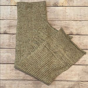 Universal Thread Multicolored Knit Scarf
